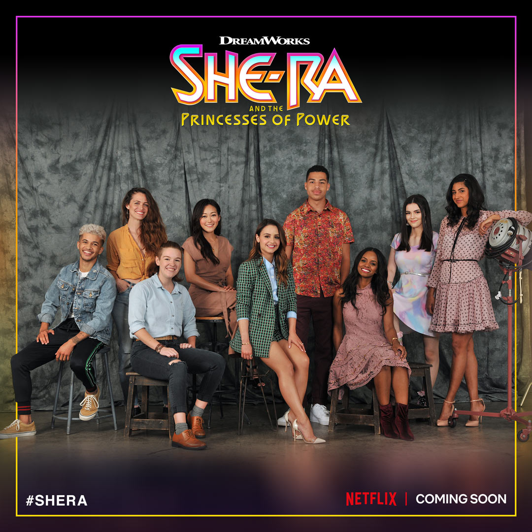 DreamWorks' She-Ra 11/16 on Netflix