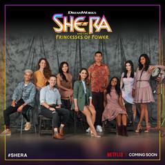 She-Ra & the Princesses of Power Cast