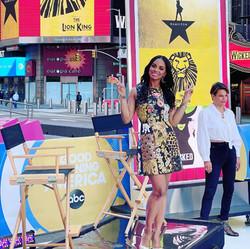 Good Morning America! Broadway is BACK! - KJB Announces The Return Of Broadway, Sept. 14th, 2021!