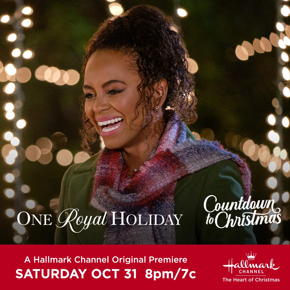 """One Royal Holiday"" - Out NOW on Hallmark Channel!"