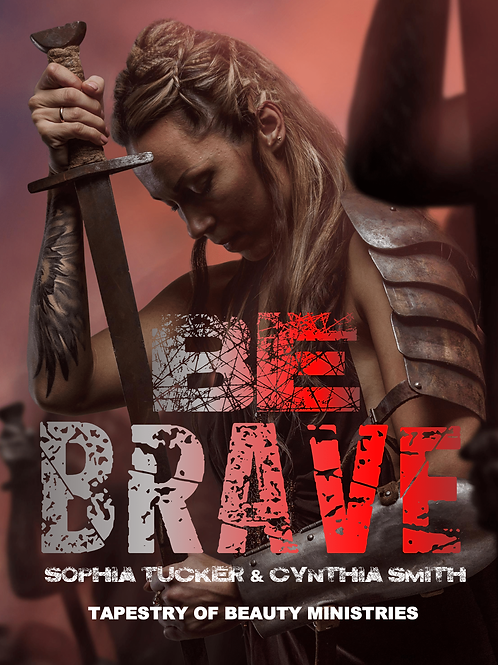 Be  Brave Book 2021 - Full Colour Printable