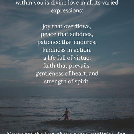 Dear Father - There is Power in The Fruit