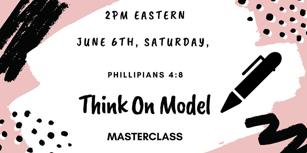 Think On Model - Workshop
