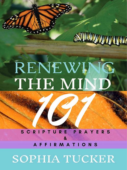 Scripture Prayers, Affirmations & Verses