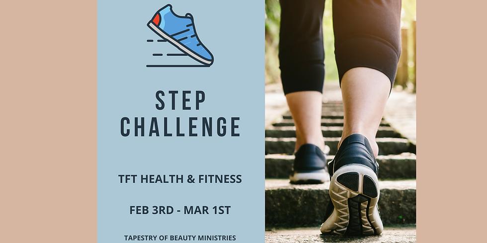 Step Challenge Feb 2020