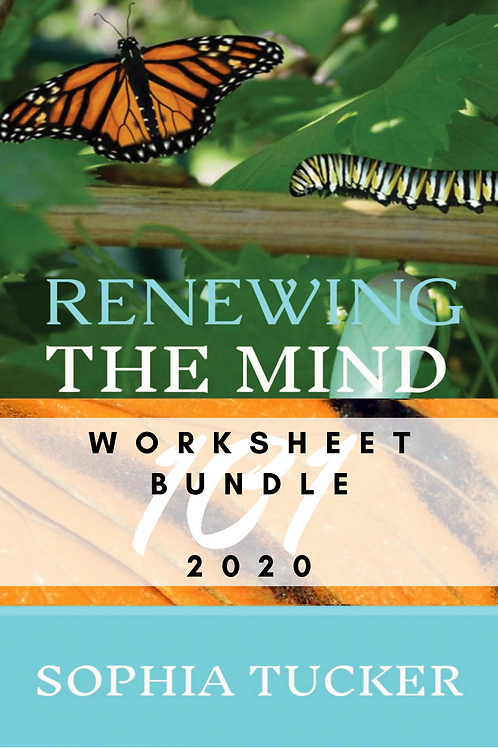 RTM101 Worksheet Bundle 2020