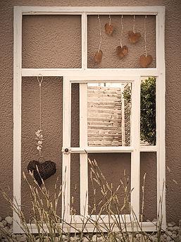 Werkoase- Charmantes Fenster