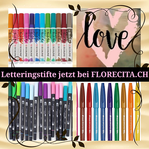 Handlettering Pen's