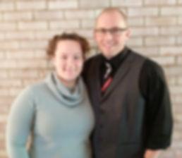 Founders Scott Taylor and Loretta Maleski