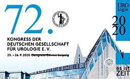 72º  KONGRESS DER DEUTSCHEN GESELLSCHAFT FÜR UROLOGIE E.V.