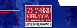 IV SIMPÓSIO INTERNACIONAL GU