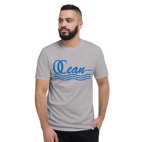 Unisex Lightweight OCEAN T-Shirt