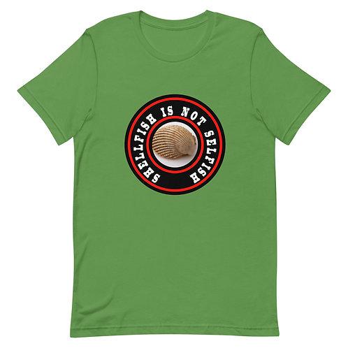 Short-Sleeve Unisex SHELLFISH T-Shirt