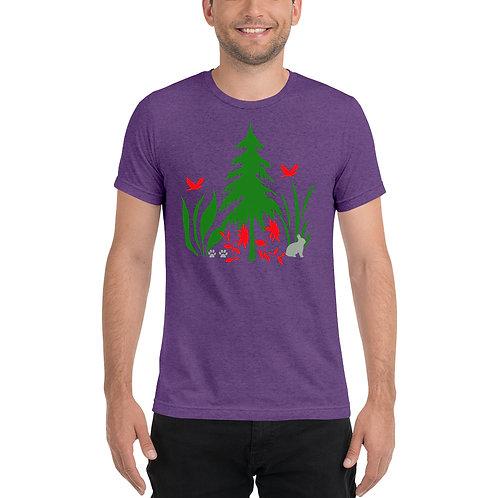 Unisex Tri-Blend Short Sleeve T-Shirt