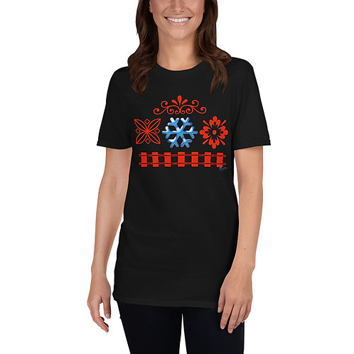 Short-Sleeve Unisex OCEAN Brand T-Shirt