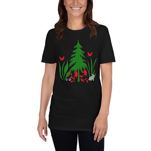 Short-Sleeve Unisex T-Shirt for men and women