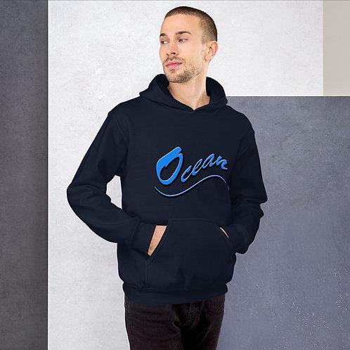 Unisex OCEAN Hoodie for men and women