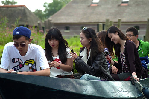 Understanding Chinese tourists