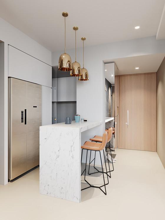 Singapore Apartment : Interior Design