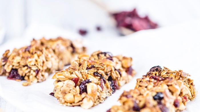 Easy Blueberry Oat Bars (Gluten-Free,Vegan)