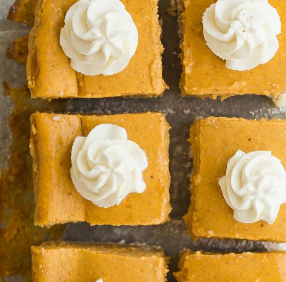 No Bake Keto Pumpkin Cheesecake Bites