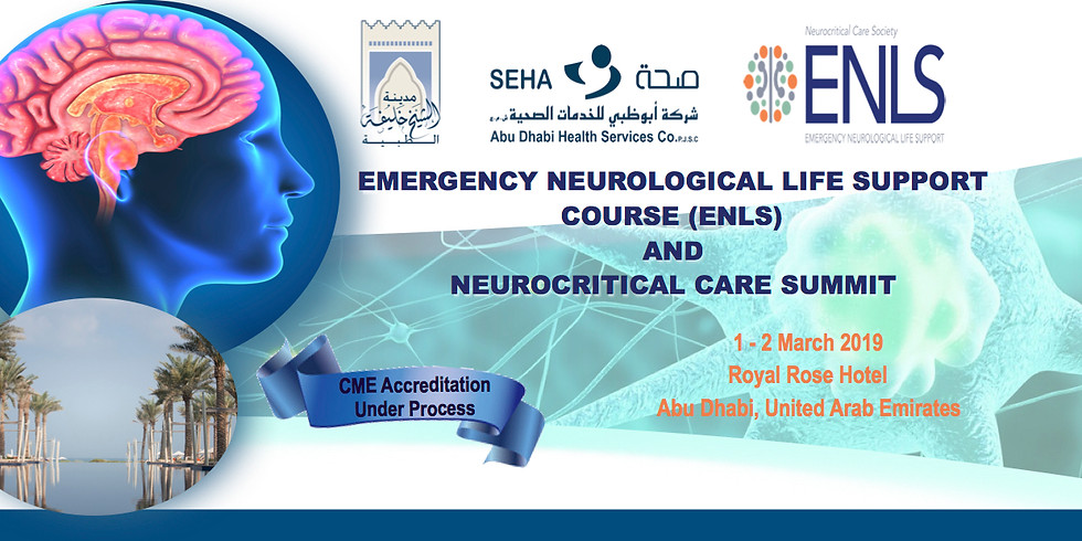 Emergency Neurological Life Support and Neurocritical Care Summit