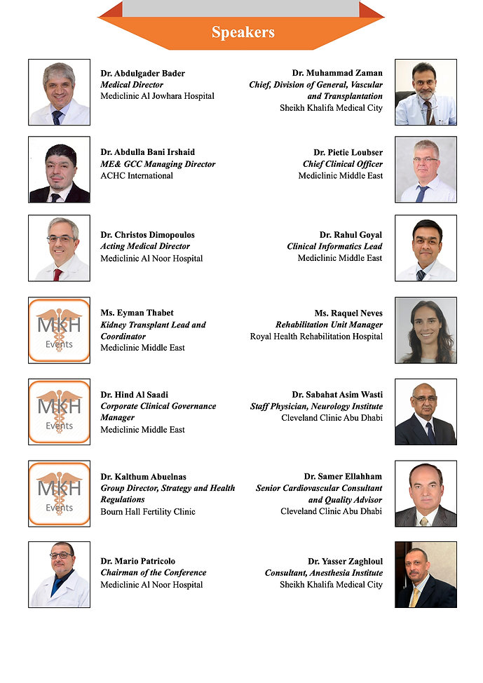 EIHC 2020 Faculty and Speakers Page 2.jp