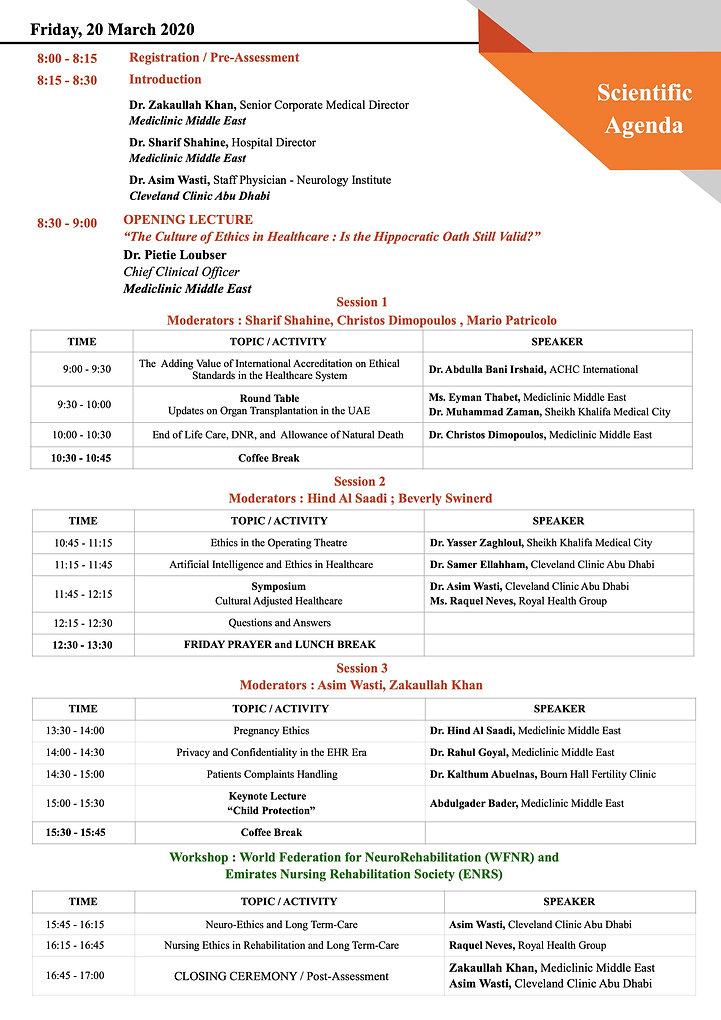 EIHC 2020 Scientific Agenda 23012020 Pag