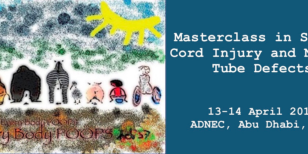 Masterclass in Spinal Cord Injury and Neural Tube Defects
