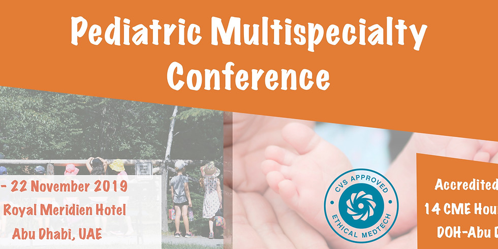Pediatric Multispecialty Conference