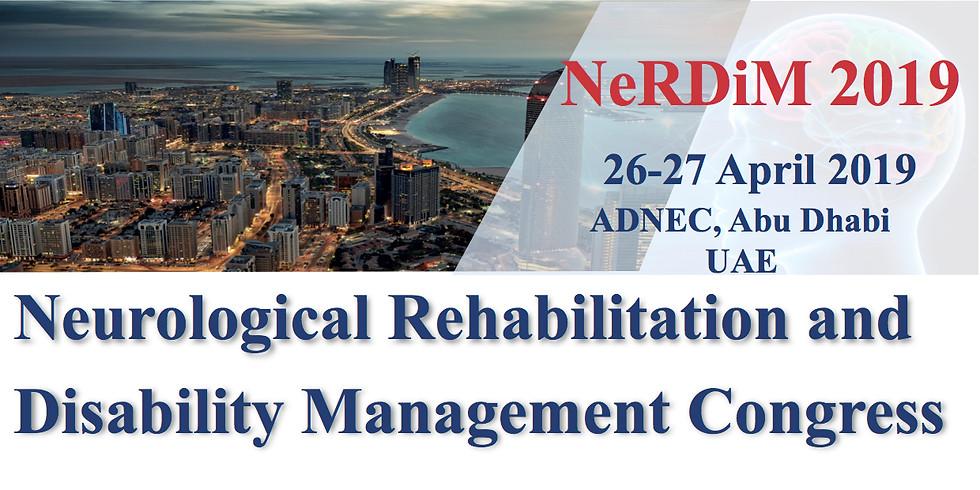 Neurological Rehabilitation and Disability Management Congress