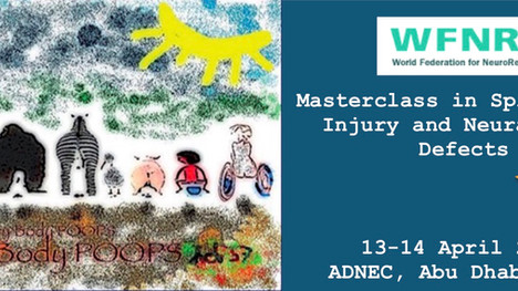 Accredited with 15 CME Hours from DOH Masterclass in Spinal Cord Injury and Neural Tube Defects