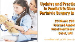 Updates and Practical Course in Paediatric Obesity and Bariatric Surgery in Children