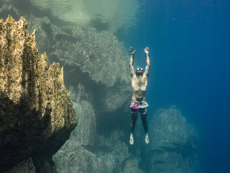 3 Easy Techniques to Master Freediving while away from Water