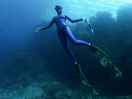 Places to visit if you have just completed your freediving training