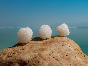 Dead Sea Minerals | A Miracle Adding Value To Your Life