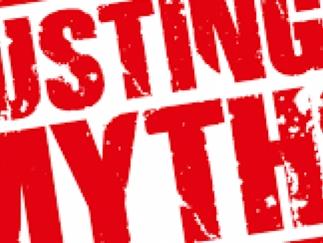 Five Myths Busted about Freediving!