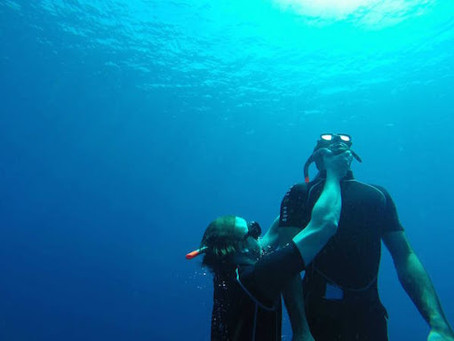 Common Injuries while freediving and how to prevent it!