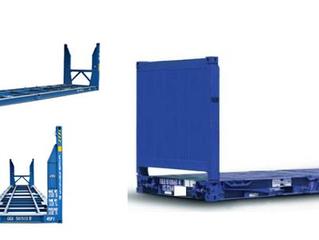 프랑스발 프랫랙 컨테이너(Flat Rack Container) with KJ ENTERPRISE