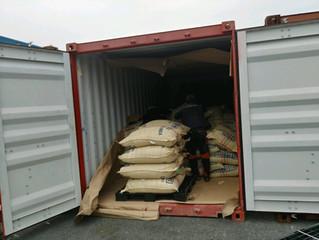 콜롬비아 산 커피콩 수입 with KJ ENTERPRISE
