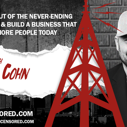 Real Estate Uncensored: How to Jump Out of the Never-Ending Hamster Wheel & Build a Business that...