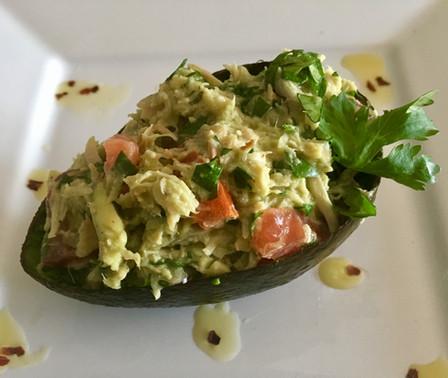 Tunamole Salad