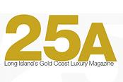 25A Magazine logo