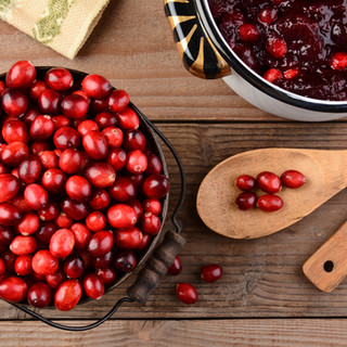 Cranberry Compote