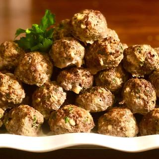 CauliBeef Balls