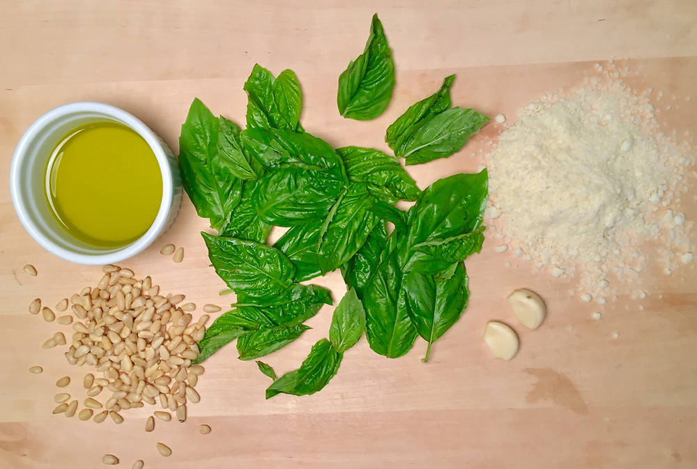 5 Ingredient Pesto