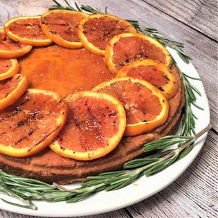 Gluten Free Olive Oil Cake