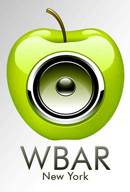 WBAR Radio logo