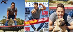 AF Rentals  Trampoline Chris-Pratt-2017-Mens-Fitness-Cover