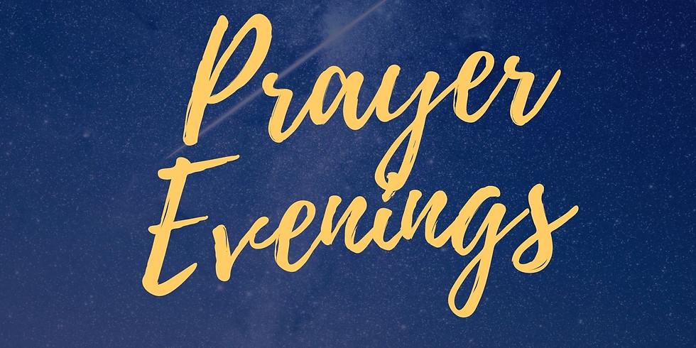 Evening Prayer Meetings